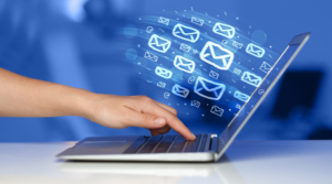 secure email messaging application