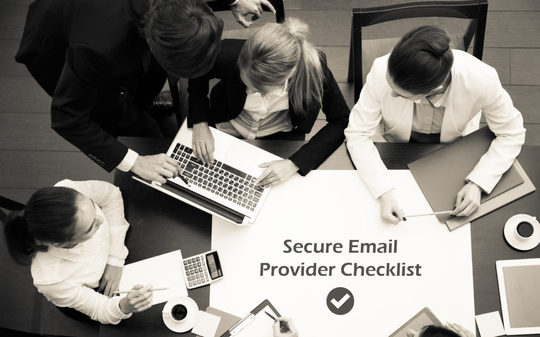 How To Choose A Secure Email Provider